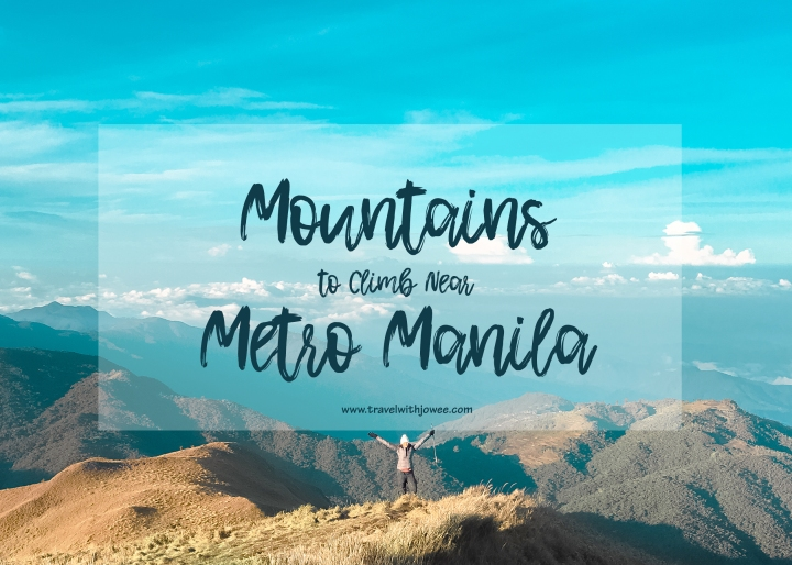 10 Mountains To Climb Near Metro Manila